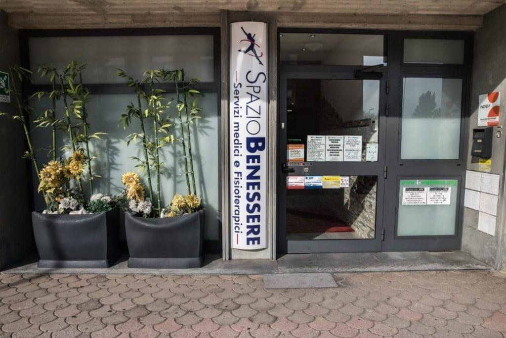 Sede Casciavola Centro Medico Spazio Benessere