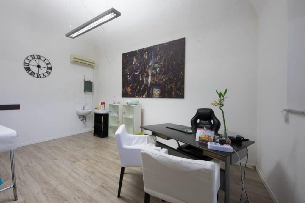 Sede Tosco Romagnola Navacchio Centro Medico Spazio Benessere