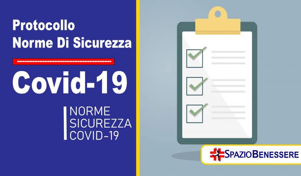 Protocollo Norme di Sicurezza Covid-19 Centro Medico