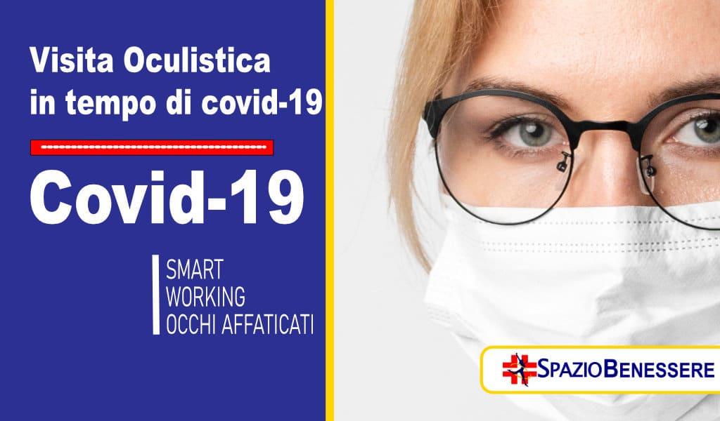 Visita Oculistica in Covid-19