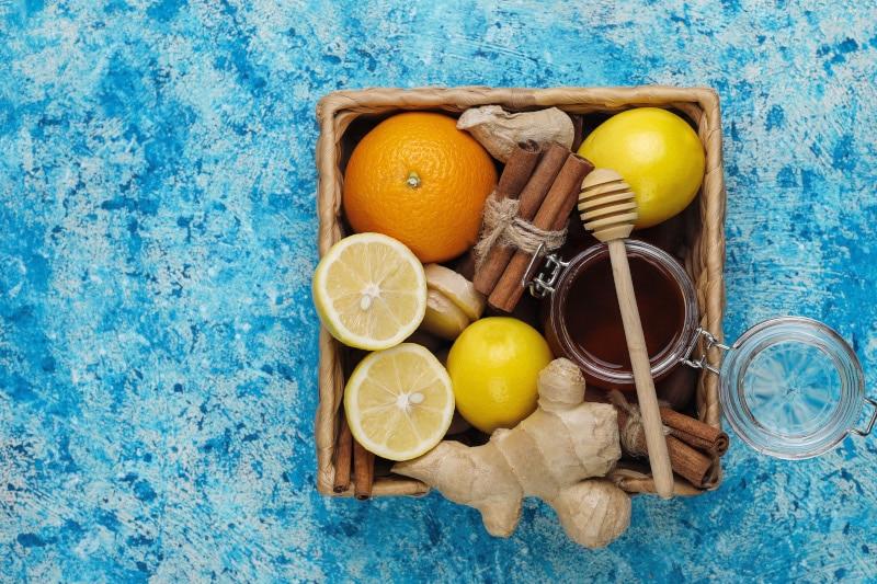 Antiossidanti naturali: alimenti