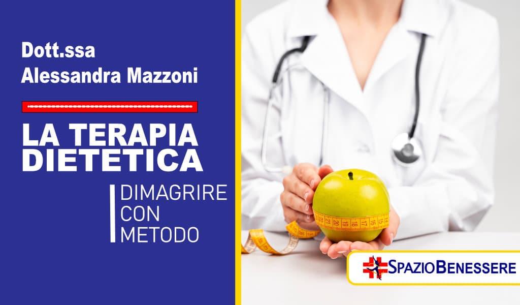 La Terapia Dietetica: Il vero Metodo per Dimagrire