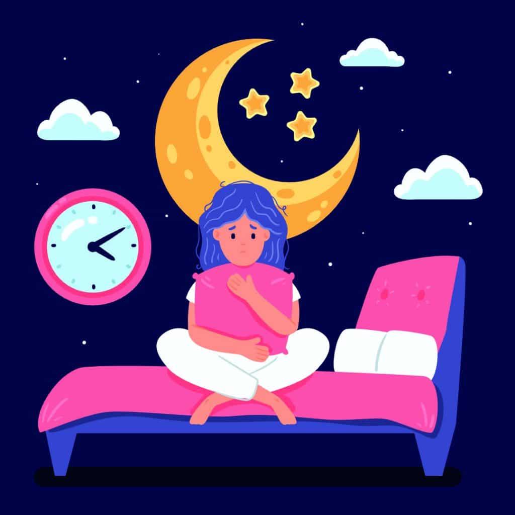 Disturbi del sonno: L'insonnia