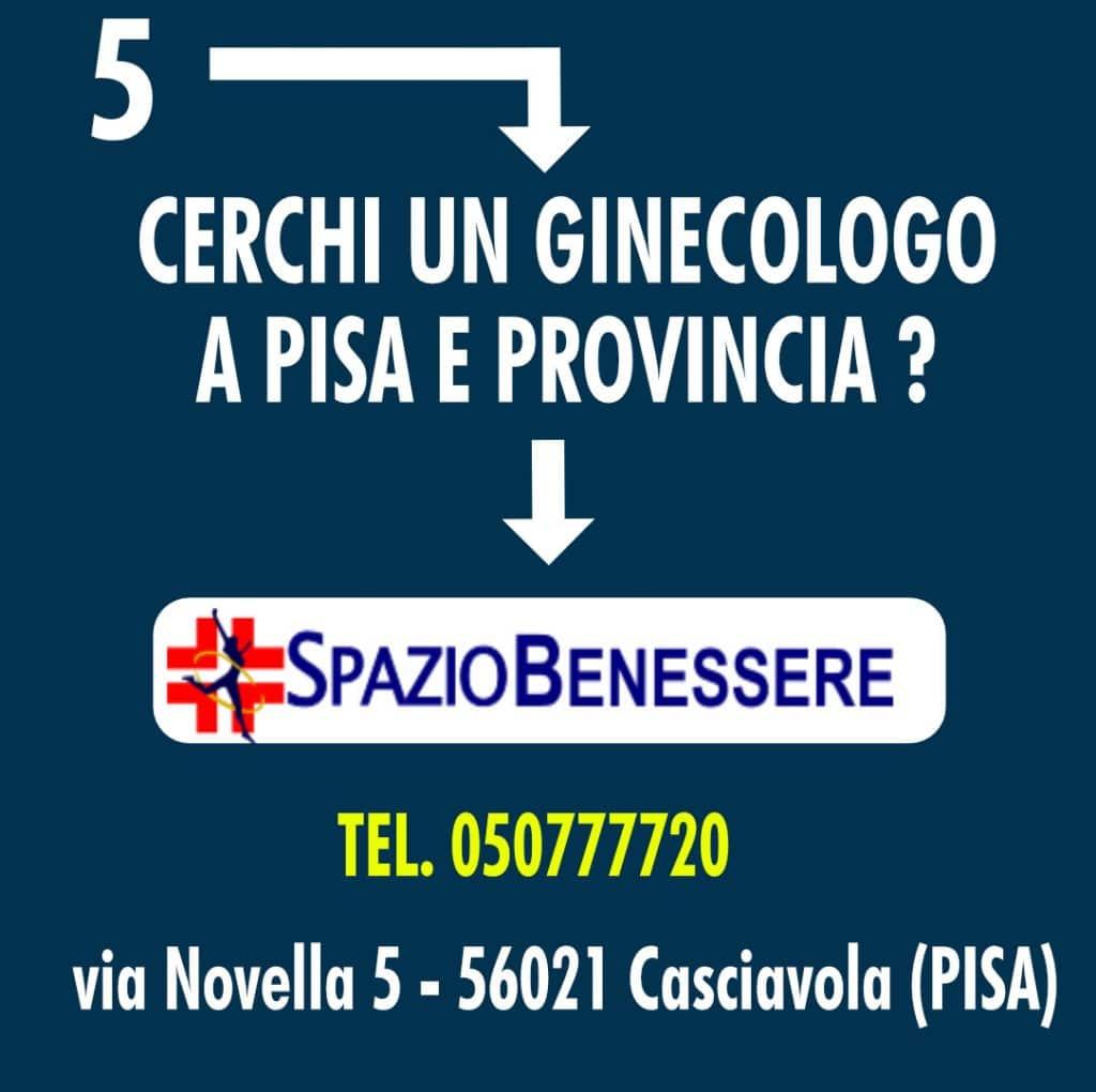 Ginecologo a Pisa